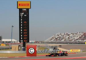 Mark Webber - United States Formula One Grand Prix at Circuit of The Americas - Practice and Qualifying - Austin,...
