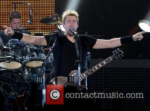 Daniel Adair, Chad Kroeger and Nickelback