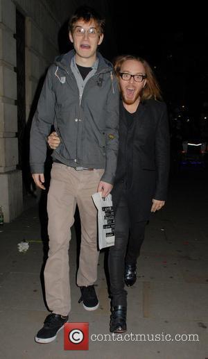 Tim Minchin - Celebrities leave Barry Humphries' Farewell Tour 'Eat Pray Laugh!' press night at The London Palladium - London,...