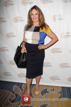 Catherine Bach - 11th Annual Lupus LA Hollywood Bag Ladies Luncheon - Beverly Hills, California, United States - Friday 15th...