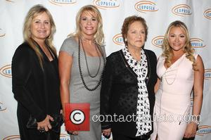 Kelly Stone, Dorothy Stone and Guests - 11th Annual Lupus LA Hollywood Bag Ladies Luncheon - Beverly Hills, California, United...