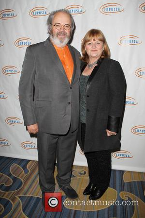 Lesley Nicol and Da'aboth - 11th Annual Lupus LA Hollywood Bag Ladies Luncheon - Beverly Hills, California, United States -...
