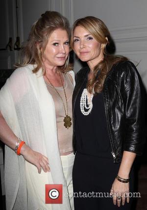 Kathy Hilton and Eden Sassoon