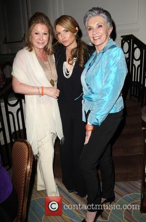 Kathy Hilton, Eden Sassoon and Beverly Adams