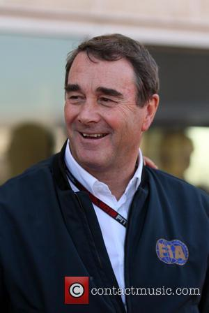 Nigel Mansell - United States Formula One Grand Prix at Circuit of The Americas - Practice and Qualifying - Austin,...