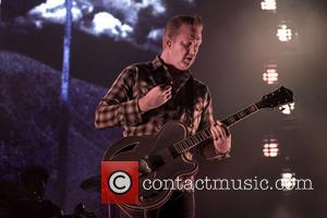 Josh Homme and Queens Of The Stone Age