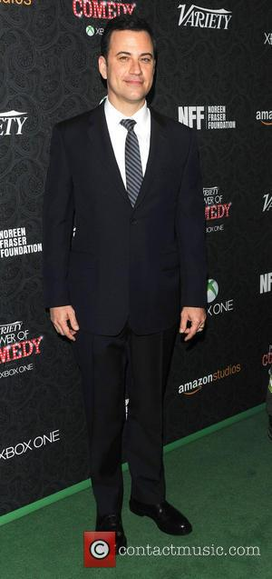 Jimmy Kimmel - The 4th Annual Variety's Power of Comedy presented by Xbox One - Arrivals - Los Angeles, California,...