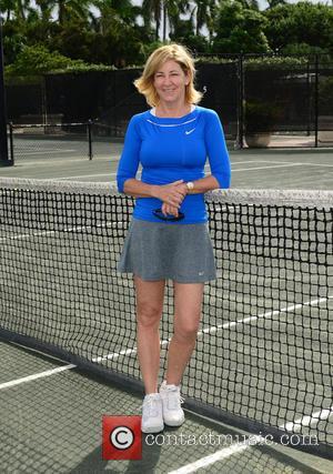 Chris Evert - 2013 Chris Evert Pro-Celebrity Tennis Classic at Delray Beach Tennis Center - Delray Beach, Florida, United States...