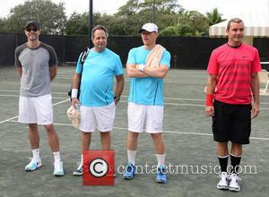 Scott Foley, Jon Lovitz, Kevin McKidd and Gavin Rossdale