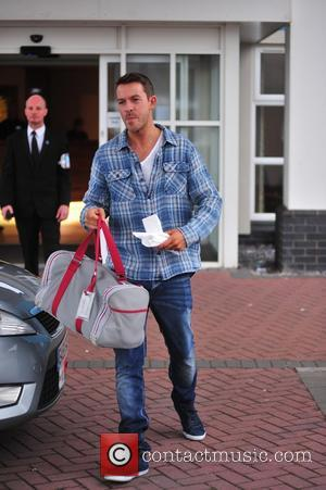 Ashley Taylor Dawson - Crowds were queuing from 7.30am this morning ahead of the live show at the Tower Ballroom...