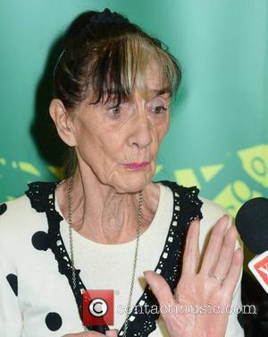 June Brown - 'Eastenders' actress June Brown at her 'Before the year Dot' book signing in Easons - Dublin, Ireland...