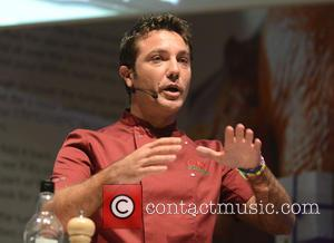 Gino D'Acampo - Ideal Home Show at Christmas, Earls Court, London - London, United Kingdom - Saturday 16th November 2013
