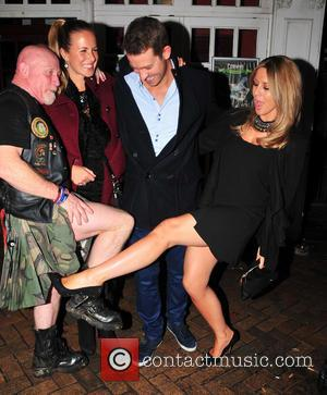 Ashley Taylor Dawson - Celebrities attend the Strictly Come Dancing After Party at Roxy's Blackpool - Blackpool, United Kingdom -...