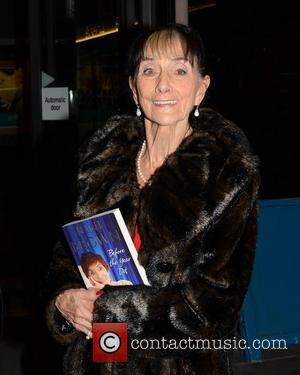 June Brown - Celebrities outside the RTE studios for 'The Late Late Show' - Dublin, Ireland - Saturday 16th November...