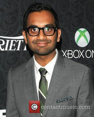 Aziz Ansari - The 4th Annual Variety's Power of Comedy presented by Xbox One - Arrivals - Los Angeles, California,...