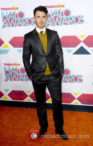 Kevin Jonas - The 5th Annual Teennick Halo Awards - Los Angeles, California, United States - Sunday 17th November 2013