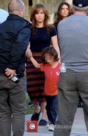 Jennifer Lopez and Max