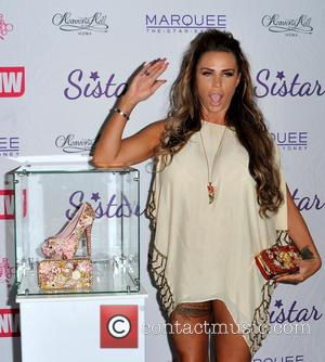 Katie Price Hospitalised With Mystery Illness