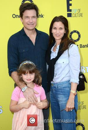 Jason Bateman - Express Yourself 2013 event to benefit P.S. Arts held at Santa Monica Airport - Red Carpet Arrivals...