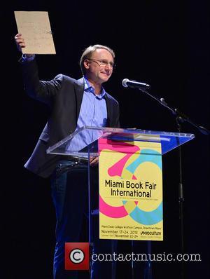 Dan Brown - Miami Book Fair International 2013