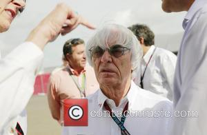 Bernie Ecclestone - United States Formula One Grand Prix at Circuit of The Americas - Race - Austin, Texas, United...