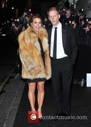 Billie Piper and Laurence Fox