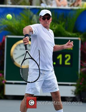 Alan Thicke - 2013 Chris Evert Pro-Celebrity Tennis Classic at Delray Beach Tennis Center - Delray Beach, Florida, United States...