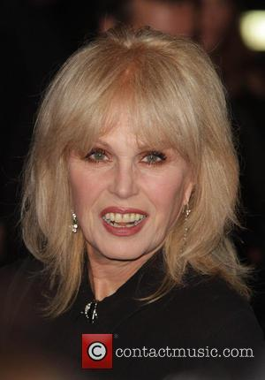 Joanna Lumley Films Will.i.am Documentary