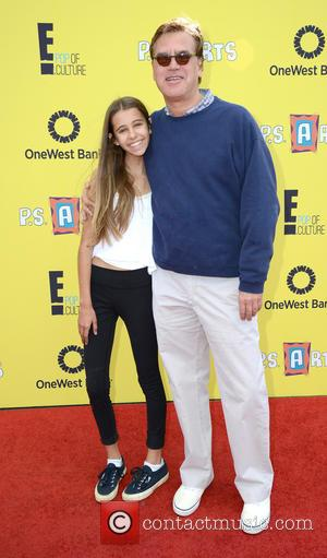 Aaron Sorkin - Express Yourself 2013 event to benefit P.S. Arts held at Santa Monica Airport - Red Carpet Arrivals...