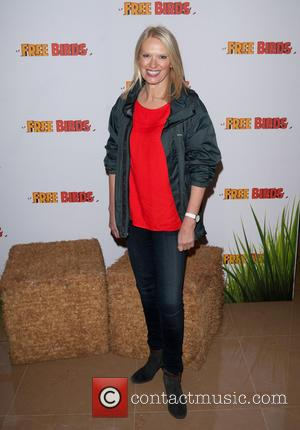 Anneka Rice - 'Free Birds' Special Screening held at the May Fair Hotel - Arrivals. - London, United Kingdom -...