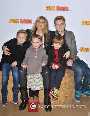 Jo Wood and Guests