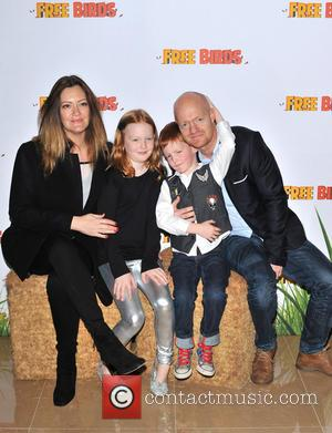 Jake Wood and Guests - 'Free Birds' Special Screening held at the May Fair Hotel - Arrivals. - London, United...