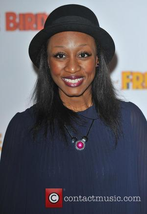 Beverley Knight - 'Free Birds' Special Screening held at the May Fair Hotel - Arrivals. - London, United Kingdom -...