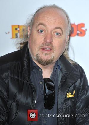 Bill Bailey - 'Free Birds' Special Screening held at the May Fair Hotel - Arrivals. - London, United Kingdom -...