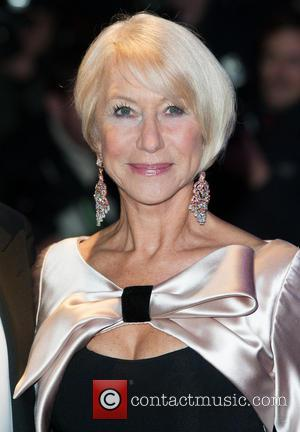 Dame Helen Mirren Wins Yet Another Award For Playing The Queen