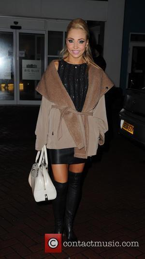 Iveta Lukosiute - Strictly Coming Dancing Blackpool - Manchester, United Kingdom - Sunday 17th November 2013