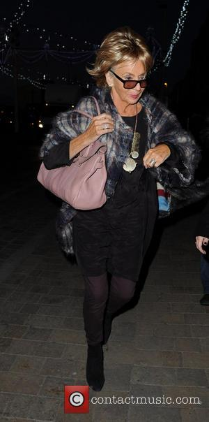 Sue Johnston - Strictly Coming Dancing Blackpool - Manchester, United Kingdom - Sunday 17th November 2013