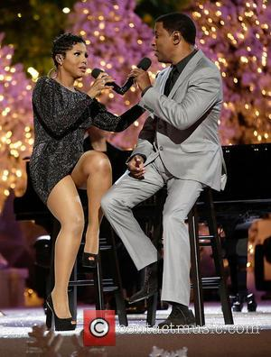 Toni Braxton and Babyface - The Grove's 11 Annual Christmas Tree Lighting Spectacular presented by Citi at The Grove -...
