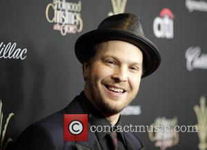 Gavin DeGraw - The Grove's 11 Annual Christmas Tree Lighting Spectacular presented by Citi at The Grove - Los Angeles,...
