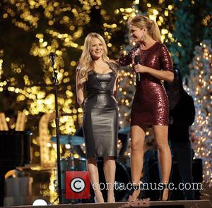 Jewel and Nancy O'dell