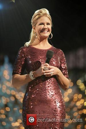 Nancy O'Dell - The Grove's 11 Annual Christmas Tree Lighting Spectacular presented by Citi at The Grove - Los Angeles,...