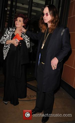 Sharon Osbourne and Ozzy Osbourne