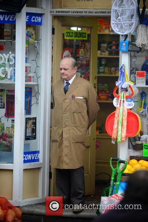 David Jason - Sir David Jason has reprised his role as Granville in BBC sitcom 'Open All Hours' for a...