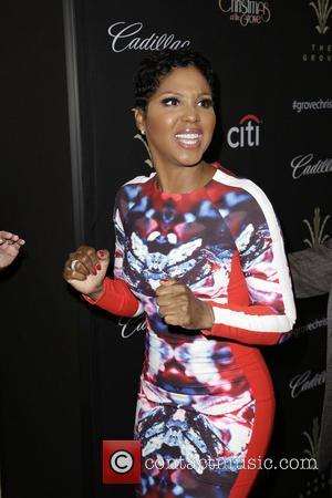 Toni Braxton - Celebrities attend The Grove's 11th Annual Christmas Tree Lighting Spectacular Presented by Citi at The Grove -...