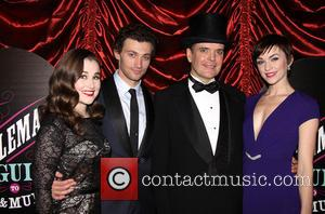 Lauren Worsham, Bryce Pinkham, Jefferson Mays and Lisa O'hare