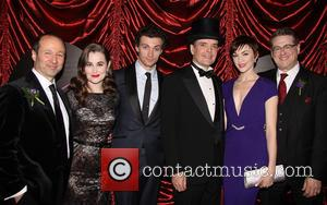 Jefferson Mays, Lauren Worsham, Bryce Pinkham, Steven Lutvak, Lisa O'hare and Robert L. Freedman