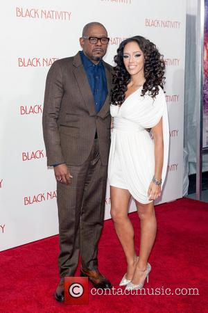 Forest Whitaker and Grace Gibson