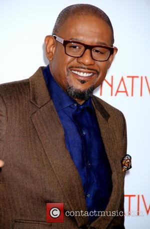 Forrest Whitaker - New York Premiere of 'Black Nativity' at the Apollo Theater - Red Carpet Arrivals - New York...