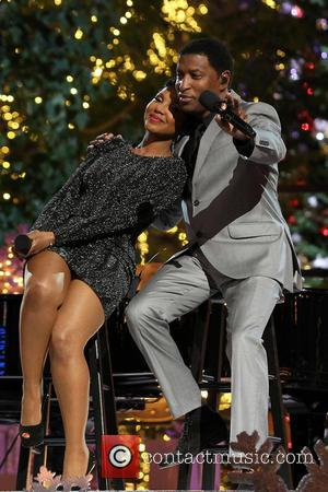 """Toni Braxton and Kenny """"Babyface"""" Edmonds"""