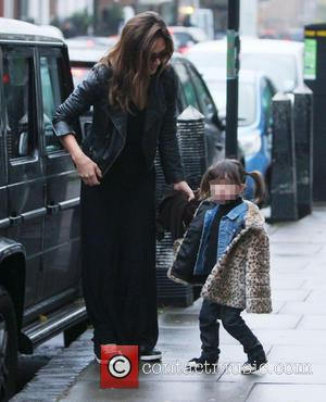 Myleene Klass, Myleene Klaas and Hero Quinn